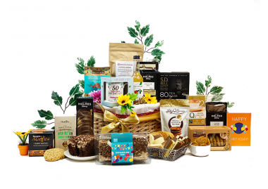 50th Birthday Fancy Pantry Gift Hamper