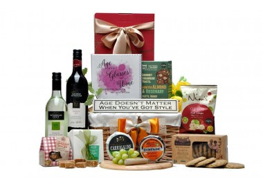Age Improves With Wine Gift Hamper