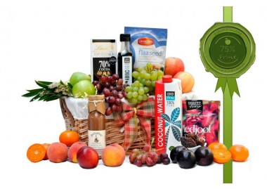 Lo-Fructose Gift Basket