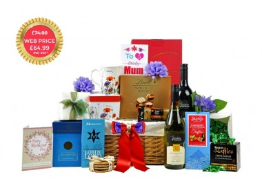 All Mum's Favourites Gift Basket Duo