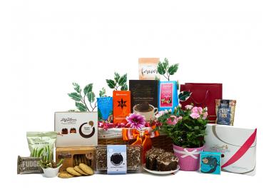 Aniversary Celebration Gift Basket