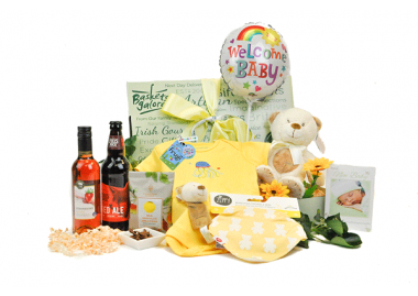 Baby & Parents Gift Box