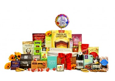 Thank You Baker's Distinction Hamper Gift