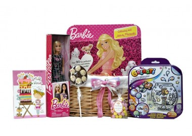 Barbie Brilliance Gift Basket