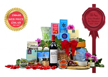 Bordeaux & Cheese Hamper