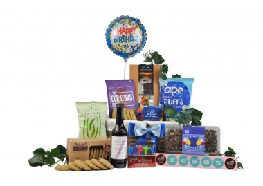 Brilliant Birthday Tastes Gift Basket