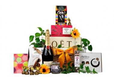 Chocolate Mania Gift Hamper Basket