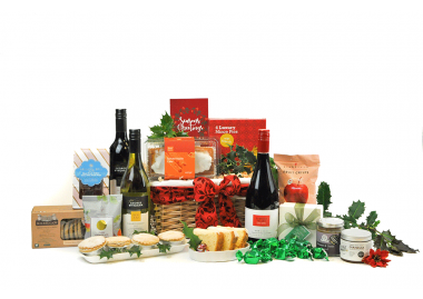 Christmas Voyager Trio Gift Basket