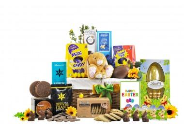 Easter Eggstravagance Family Gift Basket