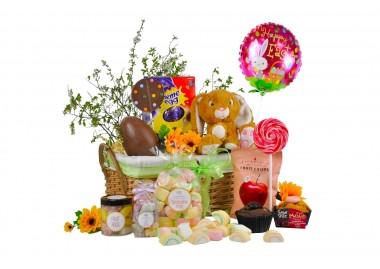 Easter Sweets Basket