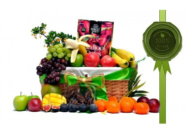 Fruit Energiser Gift Basket