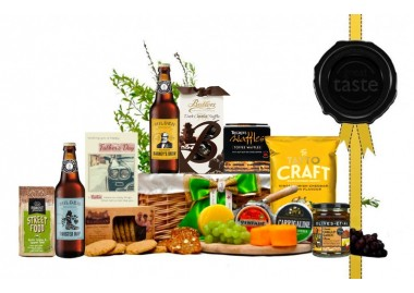 Father's Day Cheese & Ale Gift