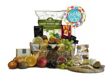 Flavoursome Thank You Gift Basket