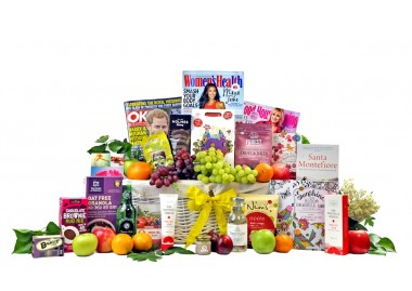 Get Well Pick Me Up Gift Basket For Her