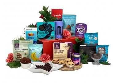 Christmas Larder Gift Basket