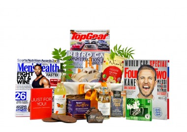 Great Minds For Him Gift Basket