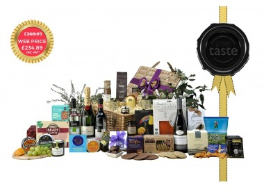 Great Taste Award Champagne Gold