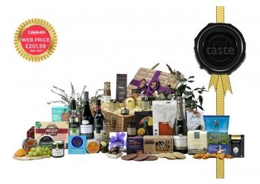 Great Taste Award Gold Celebration Hamper