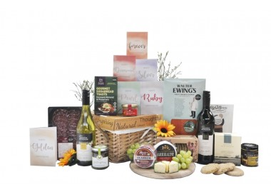 Happy Anniversary Deli Hamper Gift