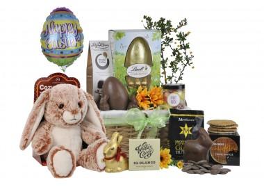 Hoppy Days Easter Basket