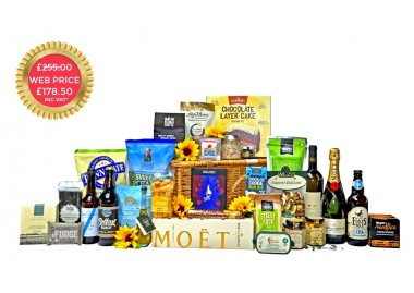 Indulgent Birthday Hamper for Him