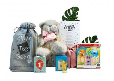 Lasting Memories 1st Birthday Girl Gift
