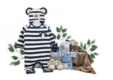 Cheeky Monkey Baby Boy & Sibling Gift