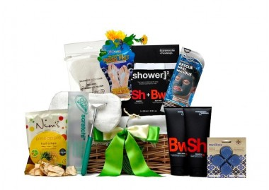 Pamper Him Gift Basket