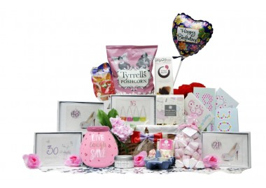 Perfectly Pampered Gift Basket