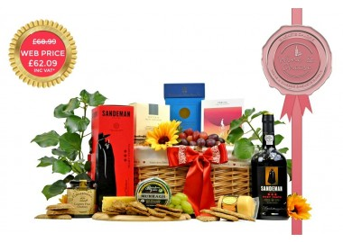 Port & Cheese Hamper