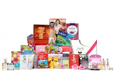 Queen of Pamper Gift Basket