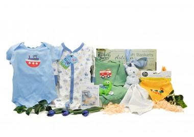 Starter Baby Boy Gift Box