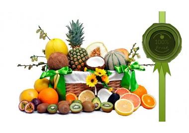 Sunshine Fruit Basket