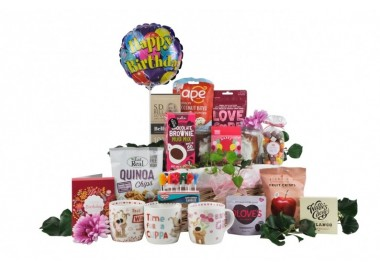 Surprise Birthday Gift Hamper for Her