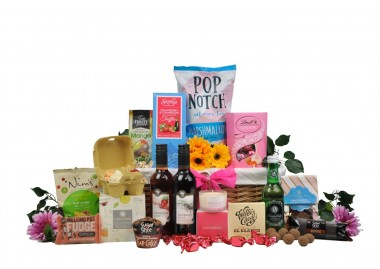 The Exceptional Woman Gift Basket