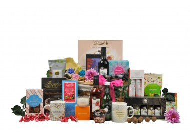 Oh Very Grand Mother Gift Basket