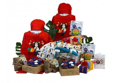 Twin Treasures Boys Gift Hamper