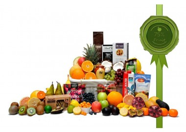 Ultimate Fruit Hamper - Be Good to Yourself