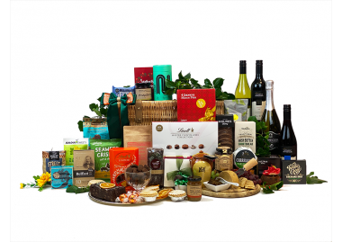 Christmas Hampers Galore: (AI Version) Party
