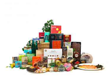 Christmas Hampers Galore: (AI Version) Chilly