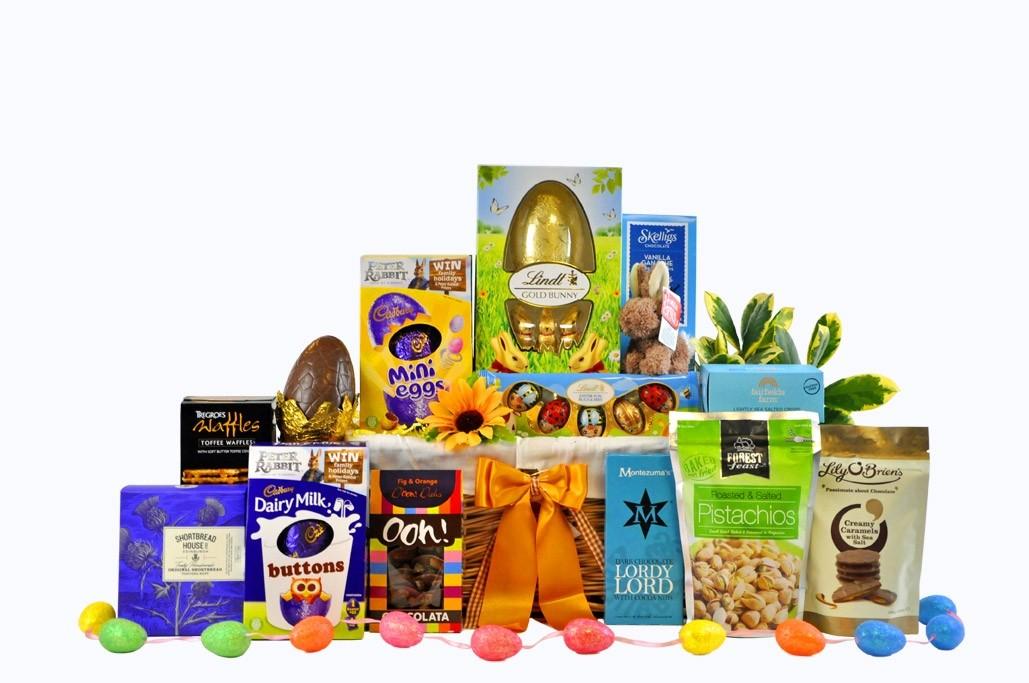 Easter egg stravagance family gift basket easter eggstravagance family gift basket negle Images