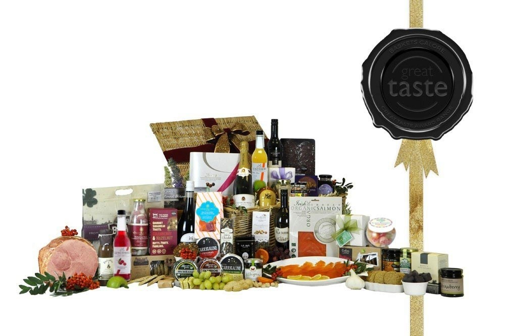 Organic Food Hamper Delivery London