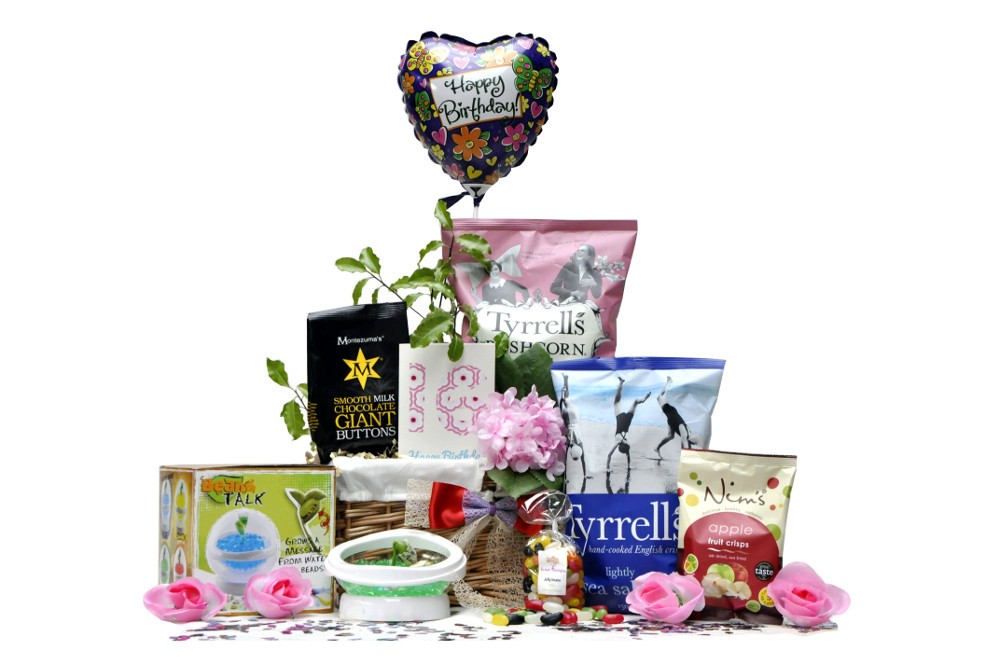 Teenage Girl Gift Basket