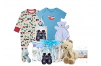 Baby Love Boy Gift Basket