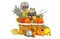 Birthday Fruit Gift Basket