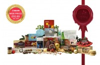 Cold Traditional Christmas Feast Hamper