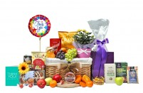 Flowers To Say - Thank You Gift Basket