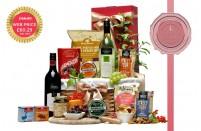 Gourmet Wine Celebration Gift Basket