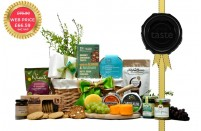 Great Taste Award Chrome Hamper