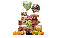 Hug You Better Gift Basket For Her